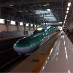 【感想】新幹線ハヤテの先頭車両に乗ってみた