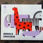 [ポーランド発]Ringo社のペーパークラフト動物園『ANIMALS』が楽しい