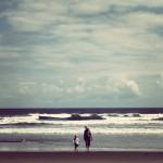 """""""夏の記憶"""" 青森には気持ちのいい海がたくさんあるのです #青森 #海"""