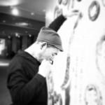 """""""巡るの森""""展示の準備中。続きは明日! #星野リゾート #art"""