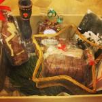 ドイツの友人から粋なプレゼントいただきました! シュトーレン! ヴィンタープンシュtea!本場クリスマスマーケットの香り〜。