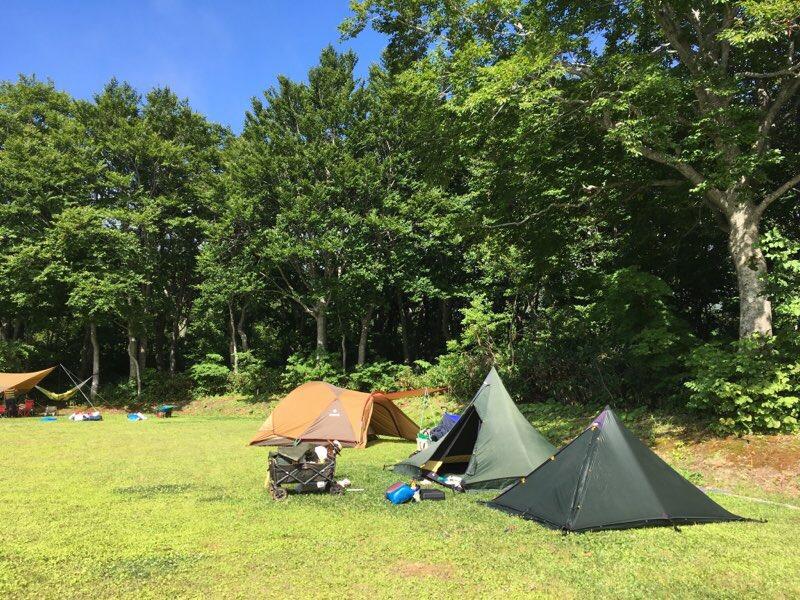 ある 便利 キャンプ と
