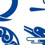 シジミ漁師のプライベートブランドのロゴおよび名刺[梶谷わきわき堂]