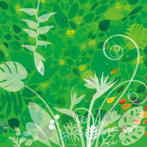 ハーモニーカレンダー2008/Swinging green! The essence of harmony